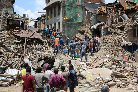 #SocialMedia and #BigData: Significant Role in Nepal's Earthquake Relief Efforts