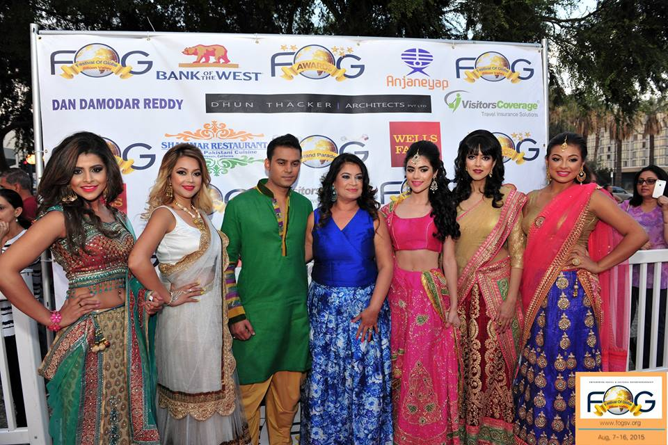 Social Media for Festival Of Globe by NewzSocial